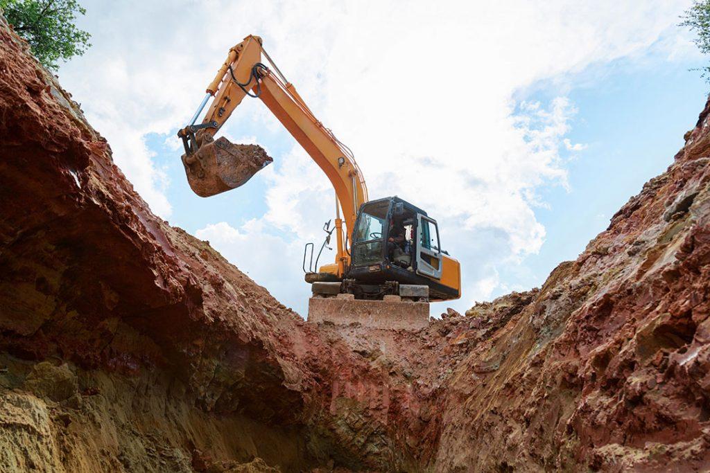 Dobson Excavation Team